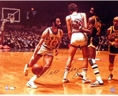 Knicks team Phil Jackson Clyde Glide Frazier