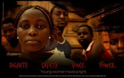 women fighting for rights in Kenya