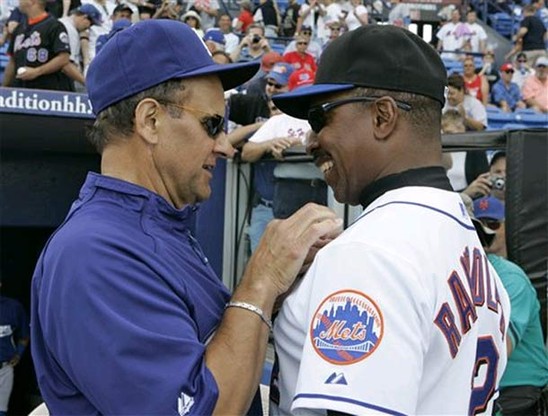 Joe Torre Willie Randolph Mets Yankees managers