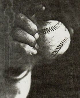 eddie cicotte knuckleball grip