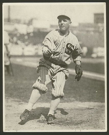 Eddie Cicotte won 50 games over his last 2 seasons in MLB